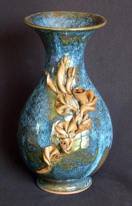 Corsage Bottle by B. Bolton Crisswell
