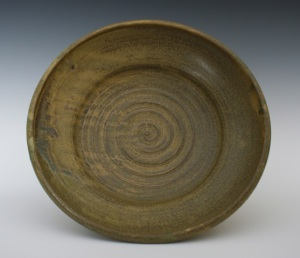 Paula Reynolds Bronze Jade Platter (2)