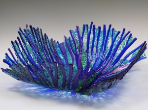 Toni Palmer Free Form Coral Bowl