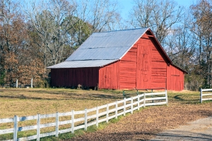Siegel Red Barn_Dudley