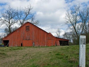 Siegel Red Barn_Woodstock